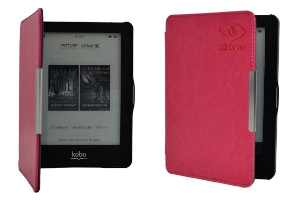 SlimFit Cover Protective Case for Kobo Glo