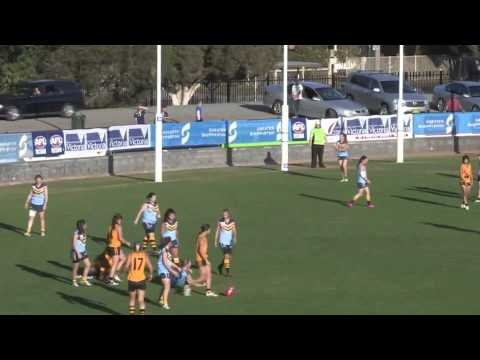 2013 AFL National Youth Girls Championships - Day 4  Vic Country succumbs to QLD Vic Metro defeats SA  #changethegame