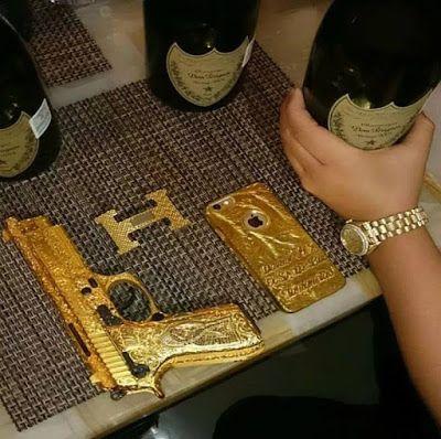 FOTOS: Las armas de lujo de los narcos en México ~ Narcoviolencia   Blog del Narco   ElBlogdelNarco