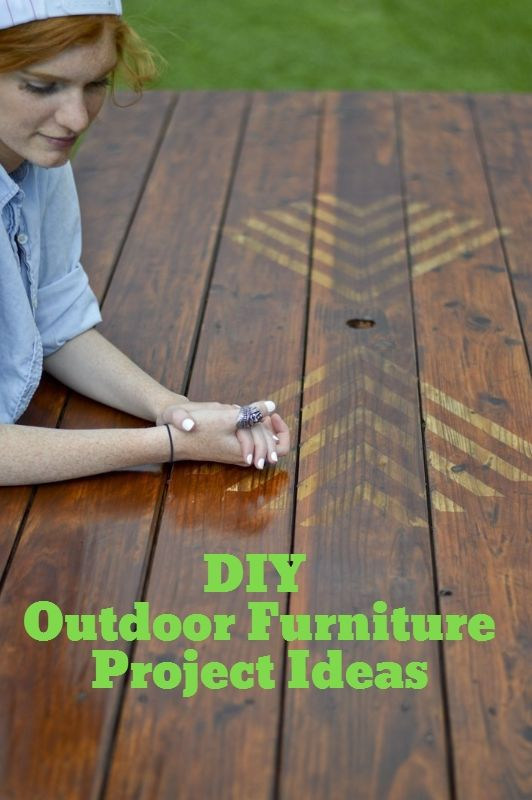 Build Your Perfect Patio: 5 DIY Outdoor Furniture Project Ideas