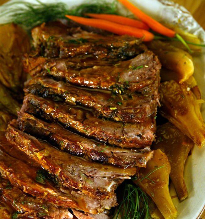 Cider-braised pork with fennel | Recipe | Fennel, Braised Pork and ...