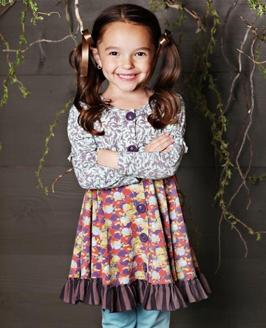 Bridgette Dress Matilda Jane Girls Clothing