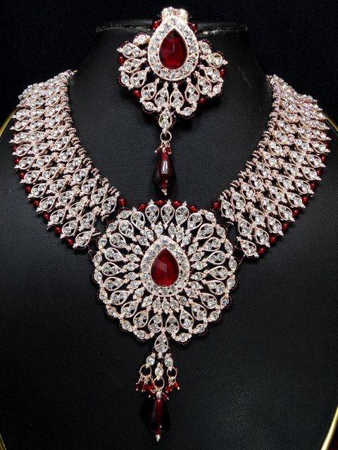 Indian Bridal Set Jewellery
