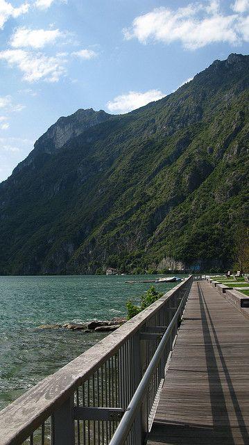 Porlezza, Lake Como, Lombardy, Italy