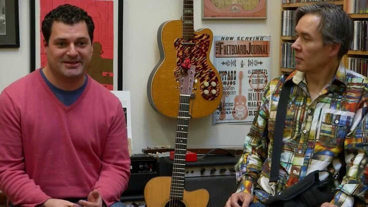 Fretboard Journal Live: Guitarist Pete Huttlinger