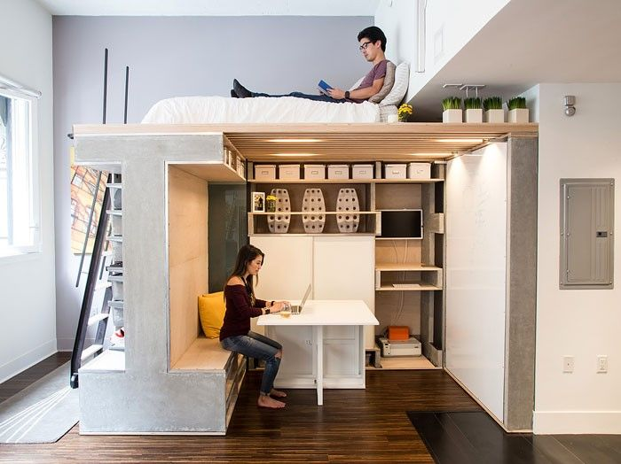25 Cozy Small Studio Apartment Interior Ideas Small Apartment