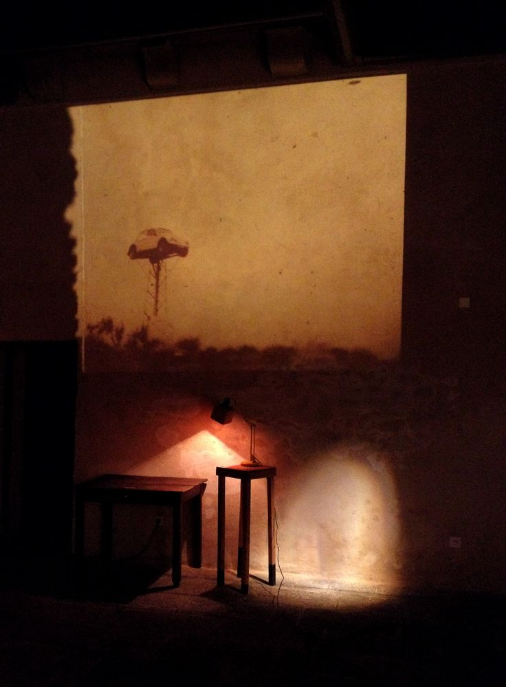 2nd installation day • AL BORDE DE TODA EMOCIÓN • Act1 : NIORT • France