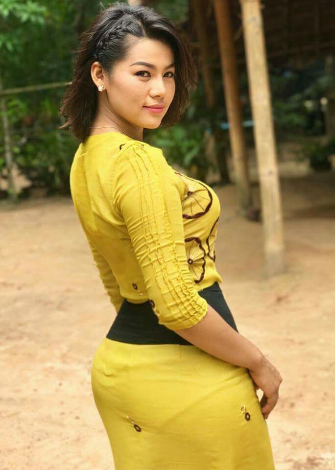 Myanmar Sexy Girl Pictures