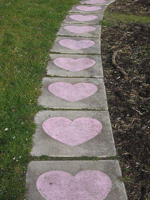 Path of Love by Maulbagi, via Flickr