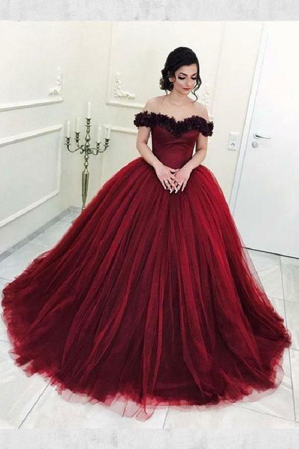 Prom Dresses 2019 Burgundy Prom Dresses Prom Dresses Long Prom Dresses 2019 Long Burgundy Burgundy Prom Dress Burgundy Evening Dress Quincenera Dresses