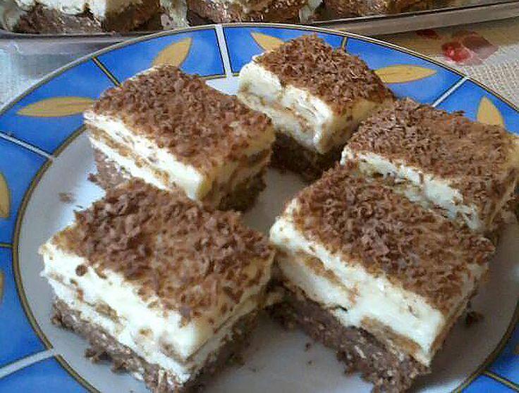 Egy finom Sütés nélküli vaníliás kocka ebédre vagy vacsorára? Sütés nélküli vaníliás kocka Receptek a Mindmegette.hu Recept gyűjteményében!