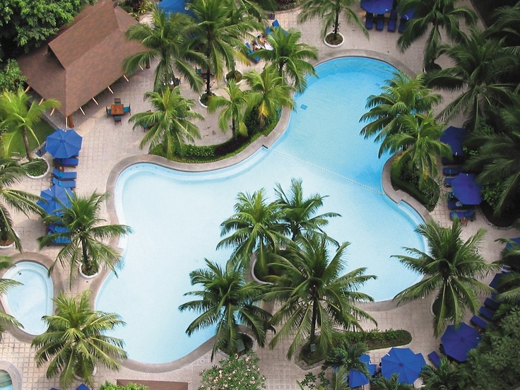 to stay at for the GDC this May??    Edsa Shangri–La, Manila: Philippines Resorts : Condé Nast Traveler