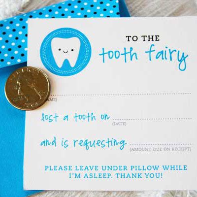 I love traditions, don't you? I think it must be one of the best parts of being a parent to be able to create sweet traditions and memories for your kids. The tooth fairy is definitely one of the biggies – like most everybody, I ...