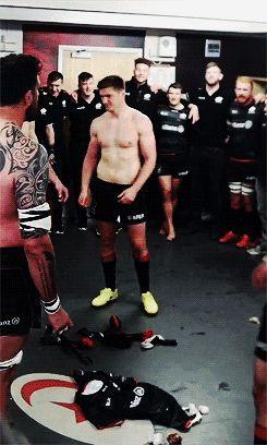 England Rugby — serinspoirot: Man of the match Owen Farrell...