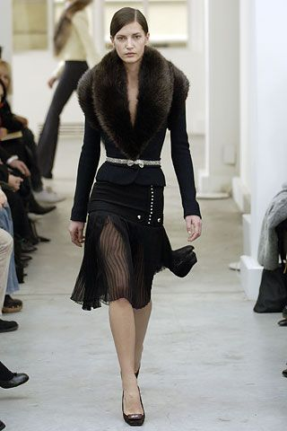 Balenciaga Fall 2005 Ready-to-Wear Collection Slideshow on Style.com