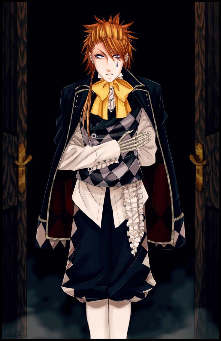 Joker by VermeilleRose.deviantart.com on @deviantART