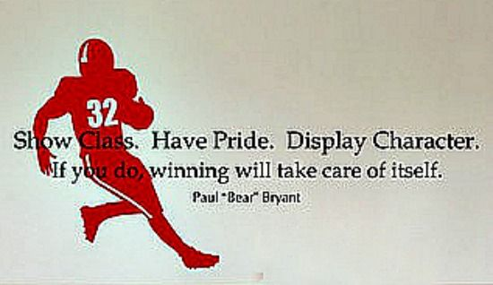 Bear Bryant Quotes About Tennessee. QuotesGram