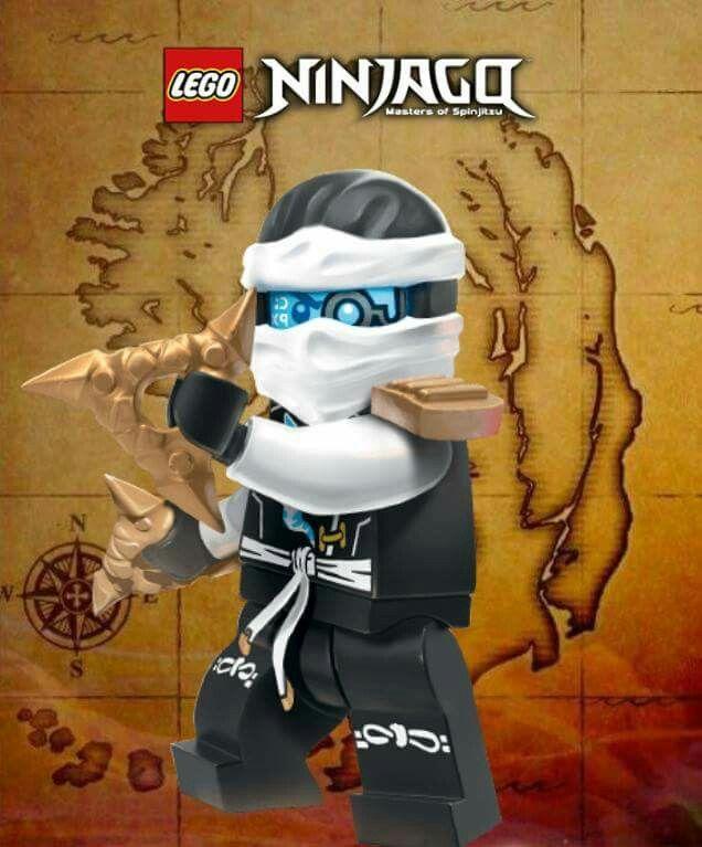 Iets van LEGO Ninjago voor Casper