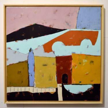 """Saatchi Art Artist Matteo Cassina; Painting, """"The weary runner"""" #art"""