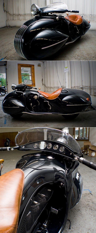 http://wwwblogtche-auri.blogspot.com.br/2014/03/henderson-kj-streamliner-1934.html 1930 Henderson Motorcycle