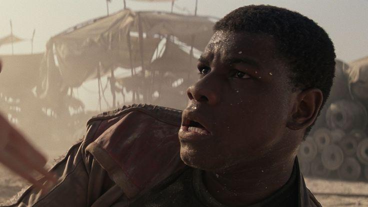 From Fan to Finn: a conversation with Star Wars star John Boyega