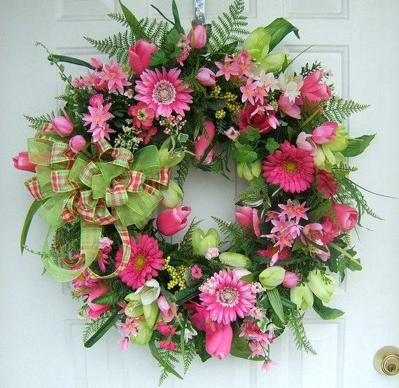 Spring Wreath...