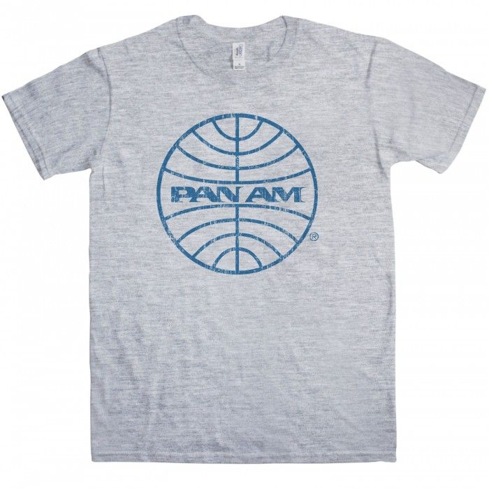 Pan Am Airlines t-shirt | Top Selling | Best Sellers | T Shirts | Mens