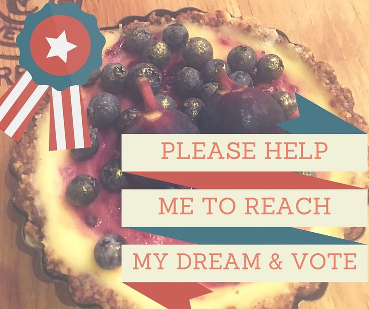 Please go and vote-Last day-LancewoodCakeoff - Vote Requests just click on Pinterest pic