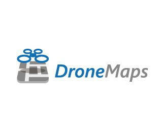 Logo Design - Drone Maps