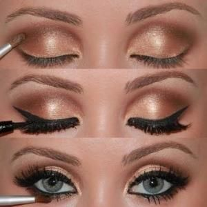 Adele makeup. by rosemary