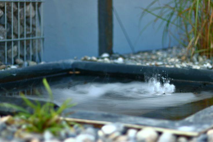12 best Wasserspiele images on Pinterest - wasserwand selber bauen garten