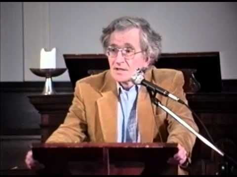 Noam Chomsky - Universal Declaration of Human Rights