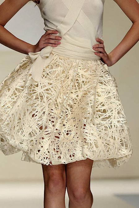 I dont know that i would ever ware it but i think this skirt is kinda neat.