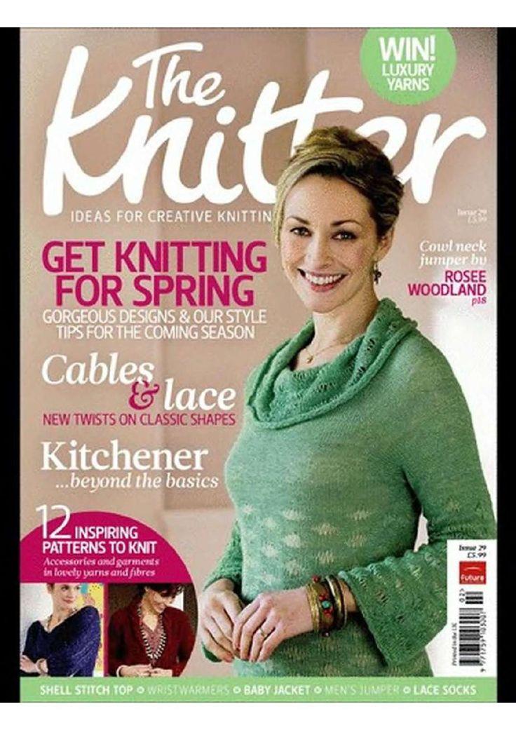 knitting  tricot  maglia