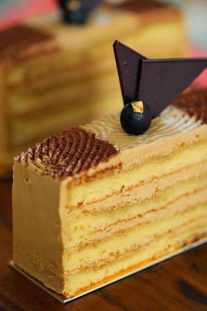 What Is Mocha Cake