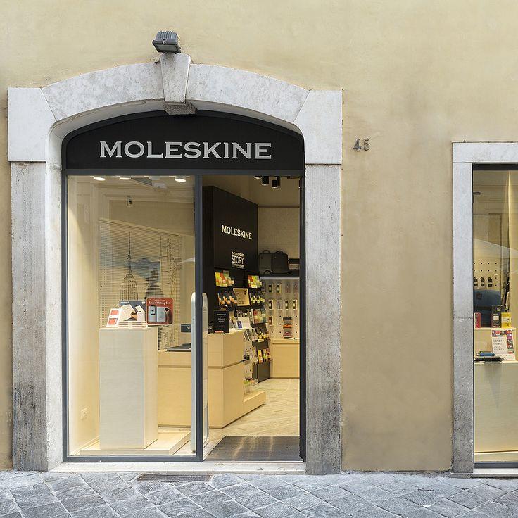 Moleskine Store I Rome via della Maddalena   Roma (Rome), 00186 Via della Maddalena, 45 10.00 - 20.00