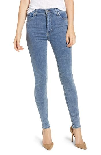 1f6d8b8113eb1 New Levi's Mile High Super Skinny Jeans (Underrated) ,Fashion Women  Clothing sale, black friday sale 40 off , Was $98 ,Now $58.8 from popular  store ...