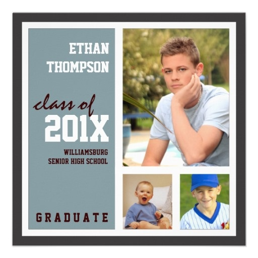 31 best Announcements images – 8th Grade Graduation Invitations