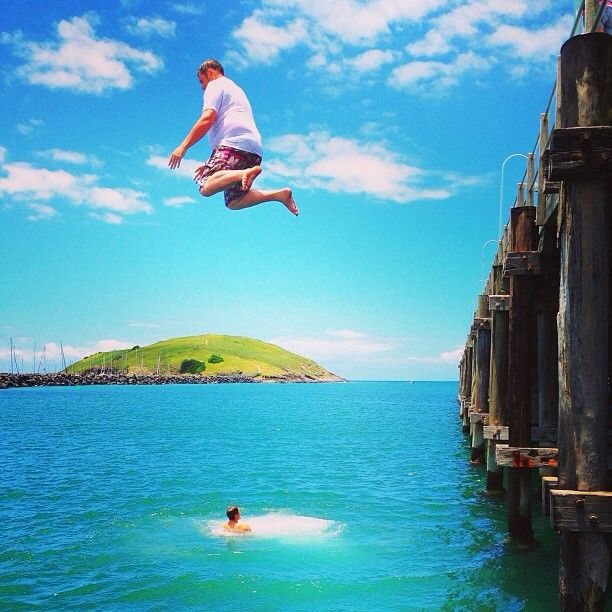Perfect day Coffs harbour #Australia    Photo by seeaustralia