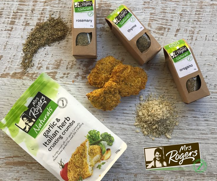 Mrs Rogers NEW Garlic and Italian Herb Crusting Crumbs are the perfect way to make these really easy Homemade Chicken Nuggets that the kids will eat.500 g Chicken Mince 3/4 cup Bread Crumbs 1 Egg…