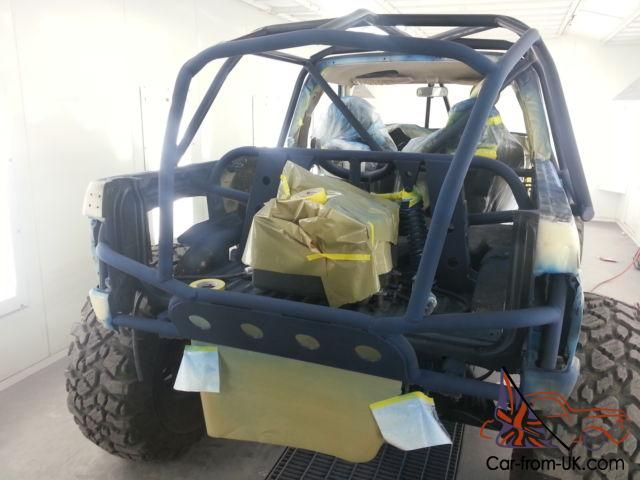 Rock Crawler Buggy Extreme Offroad 4x4 Cage Tube Chassis Off Road Crawler