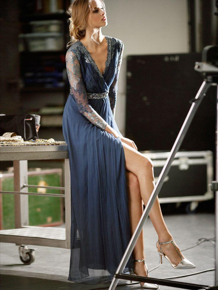 bdba Fal Winter 13 #vestidos #fiesta #moda #tendencias