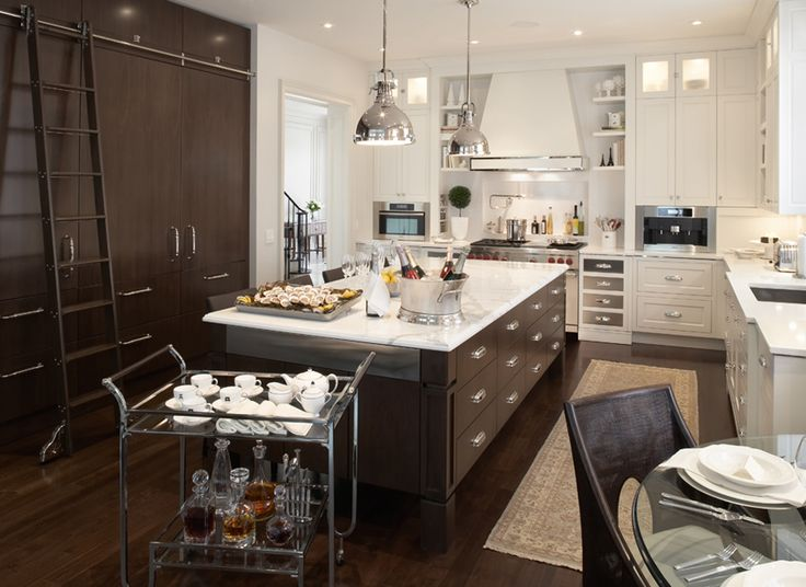 Captivating 30 Incredible Transitional Kitchen Design