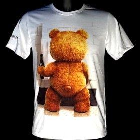Tee shirt RamJam Teddy Beer. #RamJam #Teddybeer #tshirt #homme #streetwear #fashion