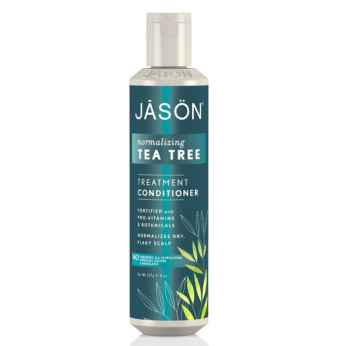 10 Best Conditioners For Oily Hair - #6 Jason Normalizing Tea Tree Conditioner #rankandstyle