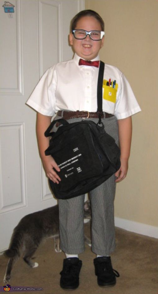 nice easy nerd outfit for kids