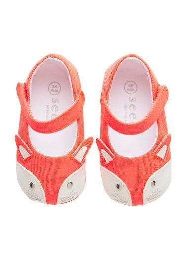 Girls Shoes Boys Shoes | Bg Fox Mary Jane | Seed Heritage