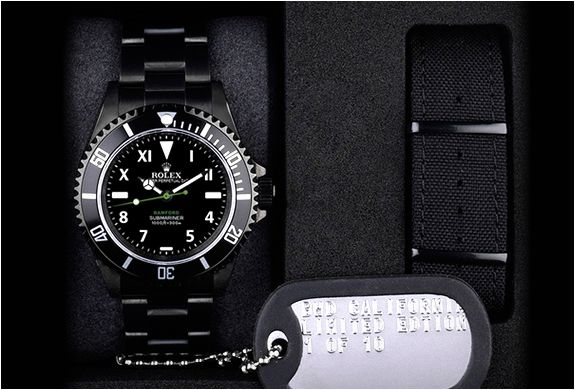 ROLEX SUBMARINER CALIFORNIA | BY BWD: Style, Rolex Submariner, Watches