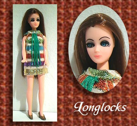 longlocks - Vintage Dawn Doll ~ This was my all-time favorite doll.