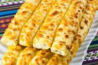 Crochete cu usturoi | Retete culinare - Romanesti si din Bucataria internationala